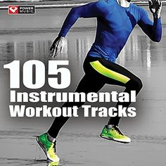 105 Instrumental Workout Tracks Unmixed Workout Music Ideal for Gym Jogging Running Cycling Cardio and Fitness >>> Be sure to check out this awesome product. (Note:Amazon affiliate link)