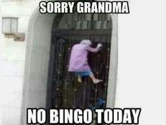 Sorry granny!