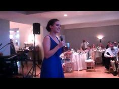 Toast at My Brother's Wedding - YouTube