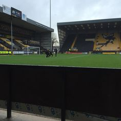 Meadow Lane Stadium, Nottingham - 'As a 27 year old using my wheelchair for the first time I can honestly say how fantastic the steward staff were with me.'