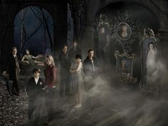 Once Upon a Time TV Series Cast Wallpaper « Free High Definition Wallpapers