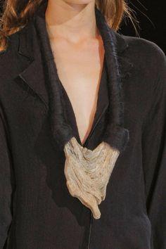 Yohji Yamamoto | SPRING 2013 Accessories