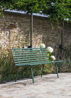 Battersea Bench - Thyme
