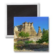Views of Cappadocia Magnets $3.95