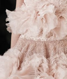 Pink wonderful dress...Alexander McQueen
