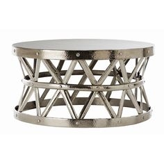Found it at Wayfair - Hammered Coffee Table