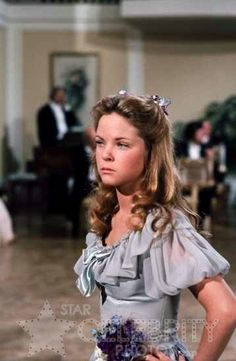 Mary Ingalls-Little House on the Prairie. . . my favorite dress in the series!