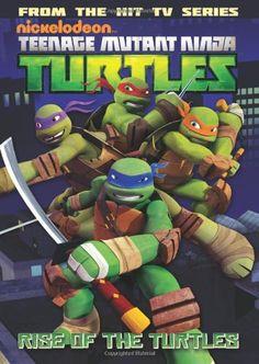 Teenage Mutant Ninja Turtles Animated Volume 1: Rise of the Turtles by Joshua Sternin http://www.amazon.ca/dp/1613776136/ref=cm_sw_r_pi_dp_vKkKwb1YJBSK6
