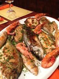 Mixed grill Osteria Paradiso Perduto - Cannaregio, 2540 - Venice - http://ilparadisoperduto.wordpress.com