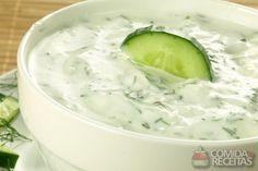 Receita de Molho branco com ervas em receitas de molhos e cremes, veja essa e outras receitas aqui!