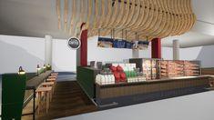 Conceptual design for Krispy Kreme kiosk within The Glen food court.  #Design #InteriorDesign #HospitalityDesign #SouthAfrica #Architecture #DesignThatWorks #DesignforEveryone #foodandbeverage #ExperienceDesign #DesignPartnership #RestaurantDesign #DesignPhotography #DesignInspiration #ConceptualDesign #Renders