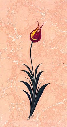 Ebru : Betül Hut Boyut : 35x50 Lale Water Paper, Ebru Art, Earth Pigments, Arabic Calligraphy Art, Turkish Art, Marble Art, Religious Art, Fabric Painting, Islamic Art