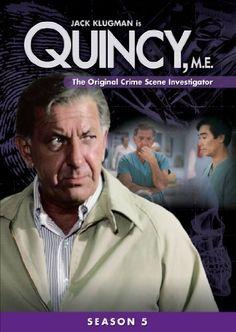 Quincy, M.E.: Season Five DVD ~ Jack Klugman, http://www.amazon.com/dp/B00AJXO48W/ref=cm_sw_r_pi_dp_0HNjrb0Y42E2B
