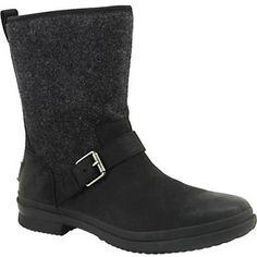 d3a6e8d79cb22 UGG Robbie Tall Dress Boots - Womens Black Rogan s Shoes