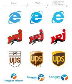 La vie rêvée d'un logotype - Influencia