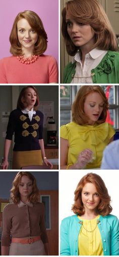 If I ever started a fatshion line, it would be based on Emma Pilsbury's wardrobe.
