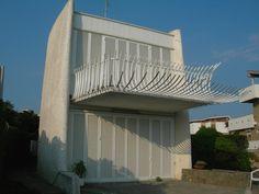 Villa Califfa, Luigi Moretti | Santa Marinella | Italy | MIMOA