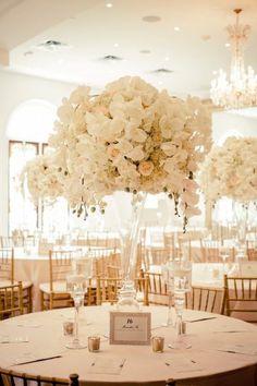 Ballroom elegance: http://www.stylemepretty.com/texas-weddings/houston/2015/04/21/miss-usa-says-i-do-in-a-glamorous-ballroom-affair/ | Photography: Select Studios - http://www.selectstudiosphoto.com/: