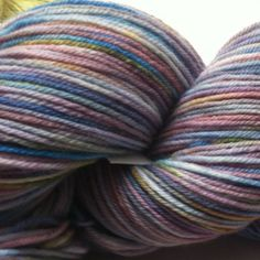 Botanical Yarn - gorgeous colors