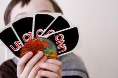 homemade #kids card holder #tutorial