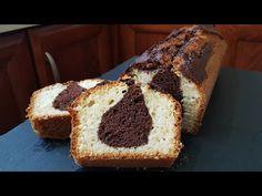 Εύκολο και ζουμερό δίχρωμο κέικ!!! - YouTube Chocolate Cake, Banana Bread, Cake Recipes, Vanilla, Desserts, Youtube, Food, Cakes, Chicolate Cake