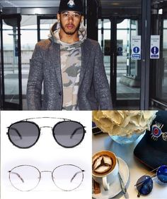 Get Lewis Hamilton's Glasses