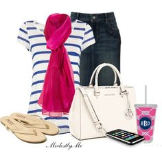 """""""Gone shoppin'"""" by modestlyme on Polyvore"""