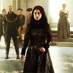 "Mary Stuart - Reign ""For King and Country"" Season Episode 9 Reign Mary, Mary Queen Of Scots, Queen Mary, Narnia, Serie Reign, Reign Season 1, Adelaine Kane, Marie Stuart, Reign Tv Show"