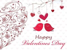 Fesselnd Happy Valentines Day Decorating Ecard Graphic