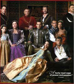Jonathan Rhys Meyers .. The Tudors First season cast
