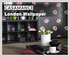 Casamance London Wallpaper Collection