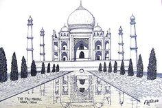 Frederic Kohli - Taj Mahal
