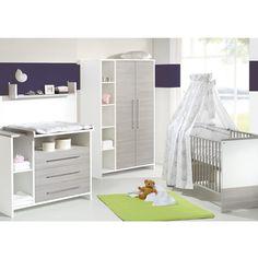 SCHARDT Kinderzimmer Eco Silber 2-trg   Babyartikel.de