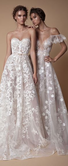 New #BERTA couture bridal coll