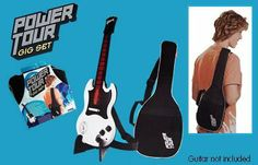 Power Tour Gig Set with Carry Case and Display Stand by Tiger Electronics. $9.99. Adjustable straps. now you van carry your guitar easily wherever you go. Made of sturdy material. Musical Instruments, Musicals, Guitar, Van, Display, Electronics, Education, Learning, Games