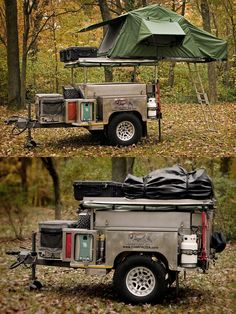 A camping trailer is what you need and it is different from travel trailers. Well, if we talk about the camper trailer, it is from backwoods camping. Also, this trailer offers… Continue Reading → Jeep Camping, Camping Trailer Diy, Diy Camper Trailer, Trailer Tent, Off Road Camping, Off Road Trailer, Trailer Build, Teardrop Camper, Teardrop Trailer