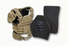 Taking A Bullet: US Army Purchases Ceramic Body Armor