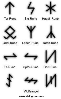 162 Best Norse And Runic Tattoos Images Viking Tattoos Celtic