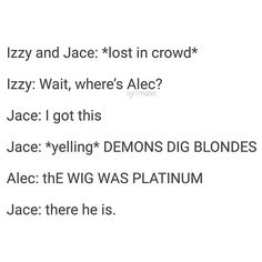 #shadowhunters lol