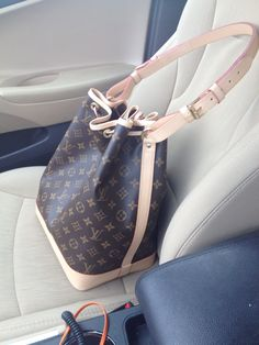 My pretty Noe bag from Louis vuitton