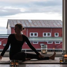 Relax- it's friday. Come join us for a active stay, www.no We're now ready to invite instructors to have classes in this room at sea on Tag a if you know some. Wish you a great weekend. Visit Norway, Norway Travel, Lofoten, Fishing Villages, How To Do Yoga, Yoga Inspiration, Trip Planning, Adventure Travel, Invite