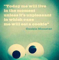 #cookiewisdom #cookiemonster #quotes
