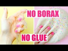 How To Make Non Sticky FLUFFY Slime! GIANT Non Sticky Slime Recipe by Bum Bum Surprise Toys - YouTube