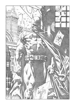 Tomás Giorello art !!!: DC art