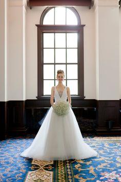 Jocelyn  #NOVARESE #weddingdress #tulle #Aline #brand #CarolinaHerrera #NY