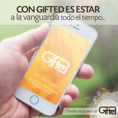 Con Gifted es estar a la vanguardia todo el tiempo...#eDetailing #interfaz #publicidad pic.twitter.com/O43A2PcgP8