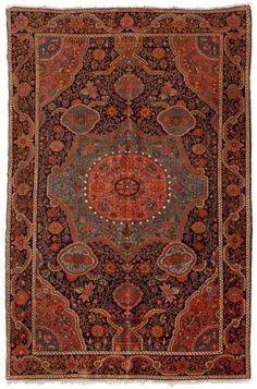 Lot 1618. SARUK FERAGHAN antique. Koller's next carpet auction 18 September 2014