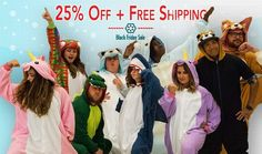 #BlackFriday is here! Save 25% and get free shipping on all domestic orders with coupon code:  BlackFriday2016  Shop now at http://kigurumi-shop.com/   Offer good through Monday while supplies last!  ^^