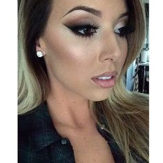 Love this makeup! Lustrelux