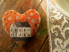 Folk art, Needlework & Farmhouse Living